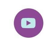 YouTube Purple Logo