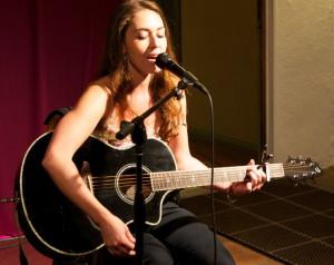 Voice Student Performance - Nikki