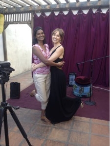Kimberly & Awesome Friend/Client Ranjini