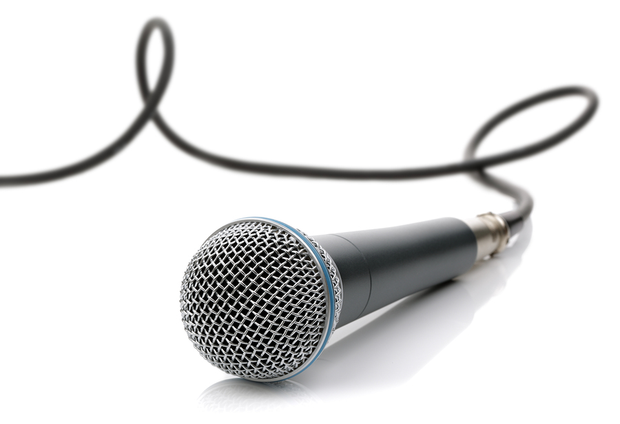 Putting Your Best Voice Forward: Prepping to Record Professionally