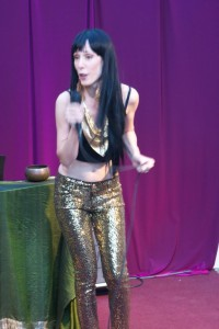 """Cher"" performing ""Half-Breed"""