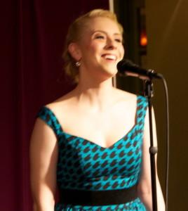 Voice Student Performance- Kari